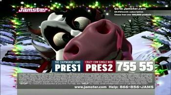 Jamster TV Spot, 'Christmas Songs' - Thumbnail 3