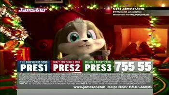 Jamster TV Spot, 'Christmas Songs' - Thumbnail 4