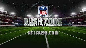 NFL TV Spot, 'Rush Zone Season of the Guardians' - 3 commercial airings