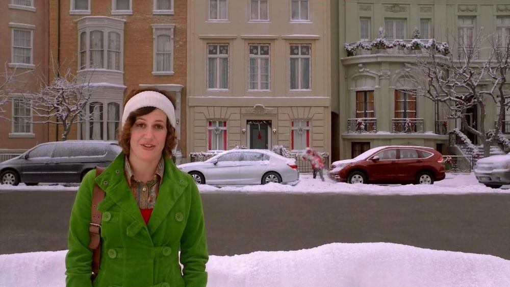 Honda Holidays Sales Event TV Commercial, 'Dear Honda:Roommate'