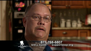 Wounded Warrier Project TV Spot, 'Phone Call' - Thumbnail 7