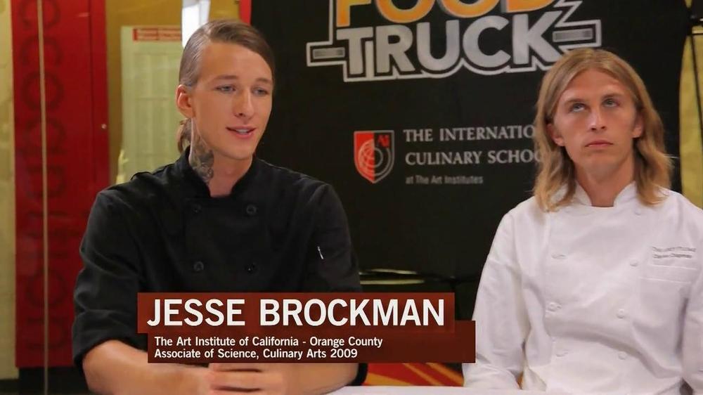 The Art Institutes TV Commercial, 'Scholarship: Jesse'