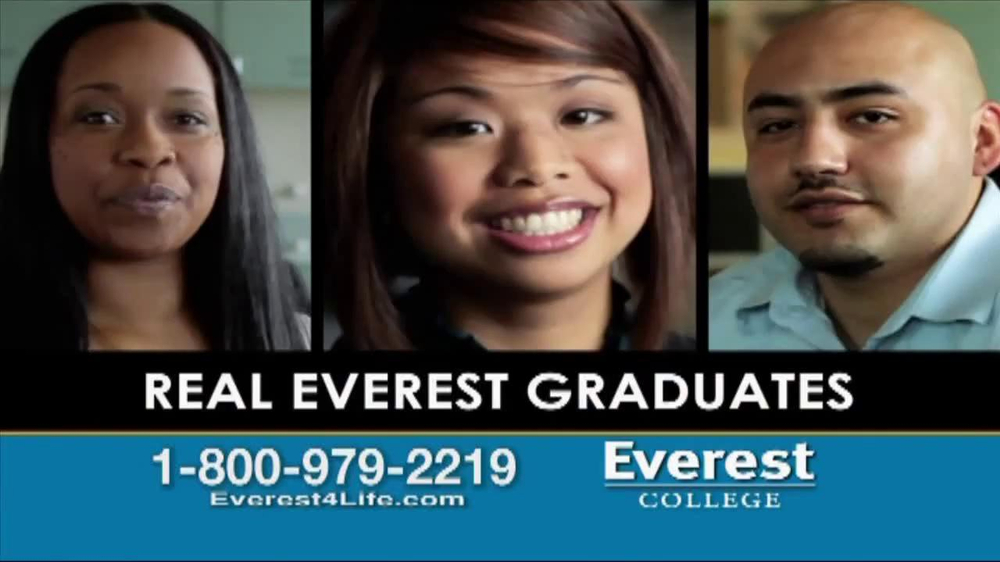 Everest College TV Commercial, 'Better Future'