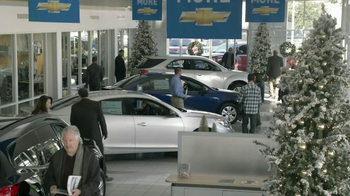 2013 Chevrolet Cruze LS TV Spot, 'Year End Event'