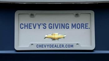 2013 Chevrolet Cruze LS TV Spot, 'Year End Event' - Thumbnail 8