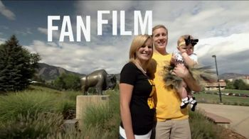Pac-12 Conference TV Spot, 'Fan Film: University of Colorado'
