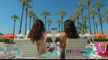JustFab.com TV Spot, 'Poolside Browsing'