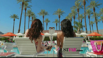 JustFab.com TV Spot, 'Poolside Browsing'