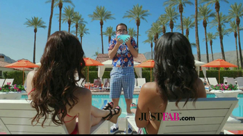 JustFab.com TV Spot, 'Poolside Browsing' - Thumbnail 8