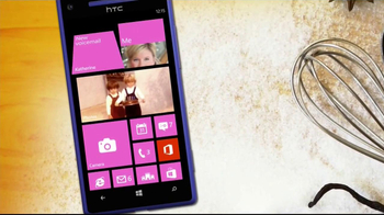 Microsoft Windows Phone TV Spot, 'DC Cupcakes' - Thumbnail 1