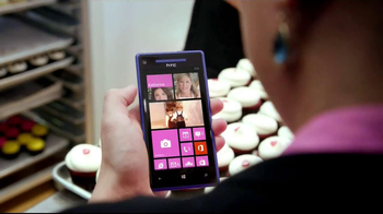 Microsoft Windows Phone TV Spot, 'DC Cupcakes' - Thumbnail 3