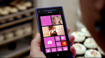 Microsoft Windows Phone TV Spot, 'DC Cupcakes'