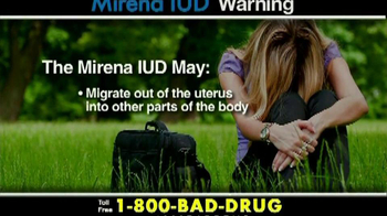 Pulaski & Middleman TV Spot, 'Mirena IUD Warning' - Thumbnail 3