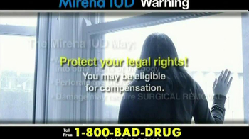 Pulaski & Middleman TV Spot, 'Mirena IUD Warning' - Thumbnail 6