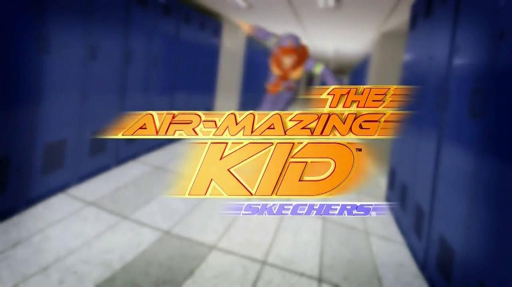 Skechers Air-Mazing Kid TV Commercial - Video
