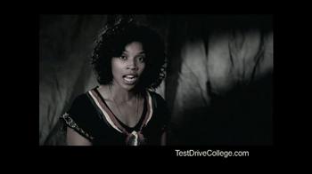 Test Drive College TV Spot