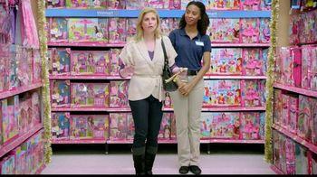 Walmart TV Spot, 'Barbie Wonderland' - 140 commercial airings