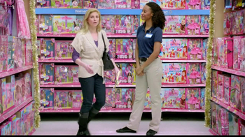Walmart TV Spot, 'Barbie Wonderland' - Thumbnail 4