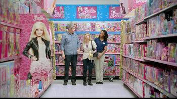 Walmart TV Spot, 'Barbie Wonderland' - Thumbnail 7