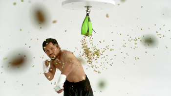 Wonderful Pistachios TV Spot Featuring Manny Pacquiao
