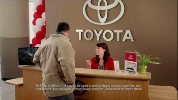 Toyota TV Spot, 'Toyotathon: Truck'