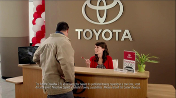 Toyota TV Spot, 'Toyotathon: Truck' - 267 commercial airings
