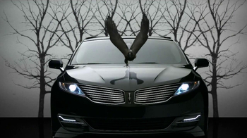 2013 Lincoln MKZ Hybrid TV Spot, 'Moving Forward' Featuring Abraham Lincoln - Thumbnail 8