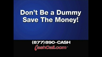 Cash Call TV Spot, '3.375 APR' - Thumbnail 3