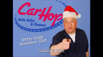 CarHop Auto Sales & Finance Fifty Dollar Down Days TV Spot, 'Holidays: $50 Down and Warranty' - Thumbnail 6