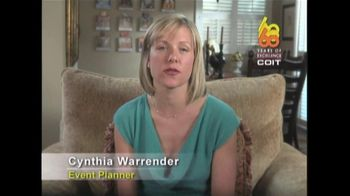 COIT TV Spot 'Cynthia'