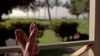 The Hawaiian Islands TV Spot 'Relaxation' - Thumbnail 4