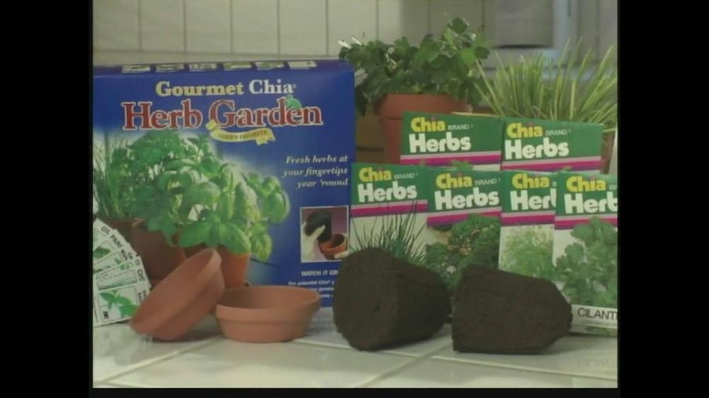 Gourmet Chia Herb Garden TV Commercial - iSpot.tv