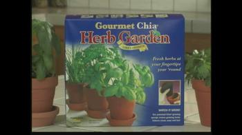 Gourmet Chia Herb Garden TV Spot  - Thumbnail 9