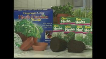 Gourmet Chia Herb Garden TV Spot
