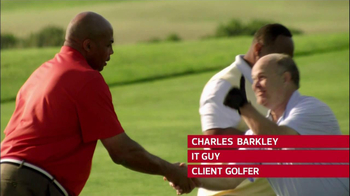 CDW TV Spot 'Greatest Loser' Featuring Charles Barkley - Thumbnail 3