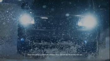Jeep Grand Cherokee TV Spot, 'Snowstorm' - Thumbnail 1