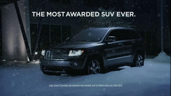 Jeep Grand Cherokee TV Spot, 'Snowstorm' - Thumbnail 5