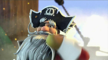 Pirate 101 TV Spot, \'Incoming\'