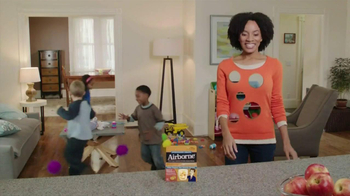 Airborne TV Spot, 'Playing with the Kids' - Thumbnail 1
