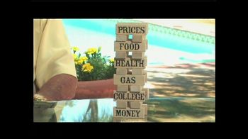 Swiss America TV Spot, 'Paper vs. Gold' Featuring Pat Boone - 8 commercial airings