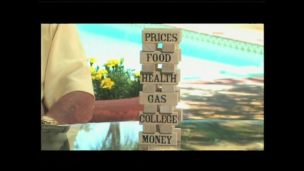 Swiss America TV Commercial, 'Paper vs. Gold' Featuring Pat Boone