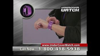 Undercover Watch TV Spot - 8 commercial airings