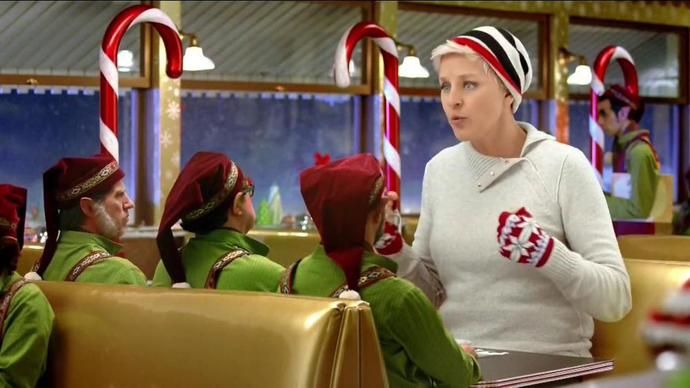 JCPenney TV Commercial, 'Merry Christmas' Featuring Ellen DeGeneres