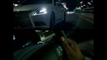 2013 Lexus LS F Sport TV Spot, 'Think Again' - Thumbnail 9