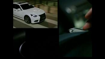 2013 Lexus LS F Sport TV Spot, 'Think Again' - Thumbnail 8