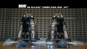 Men in Black 3 Blu-ray TV Spot - 746 commercial airings