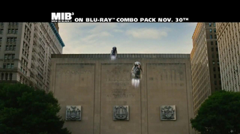 Men in Black 3 Blu-ray TV Spot - Thumbnail 2