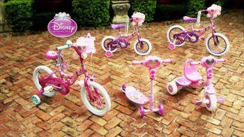 Huffy Disney Princess Bikes TV Spot