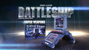 Deluxe Battleship Movie Edition TV Spot, 'Get in the Battle and on the App!' - 7 commercial airings