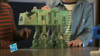 Angry Birds: Star Wars At-At-Attack TV Spot, ' Cartoon Network: Launch the Birds' - Thumbnail 3